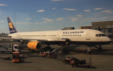 Icelandair Boeing 757 Reykjavik